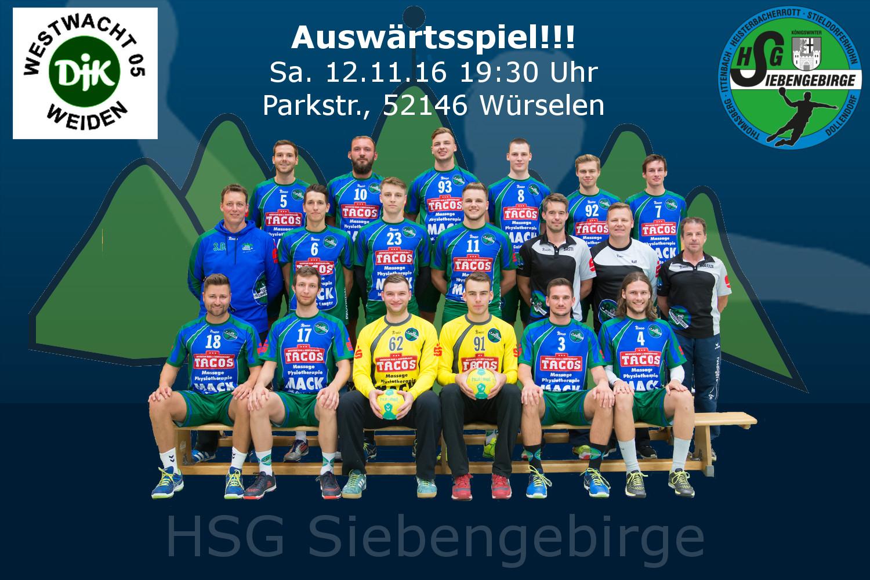 DJK Westwacht Weiden HSG