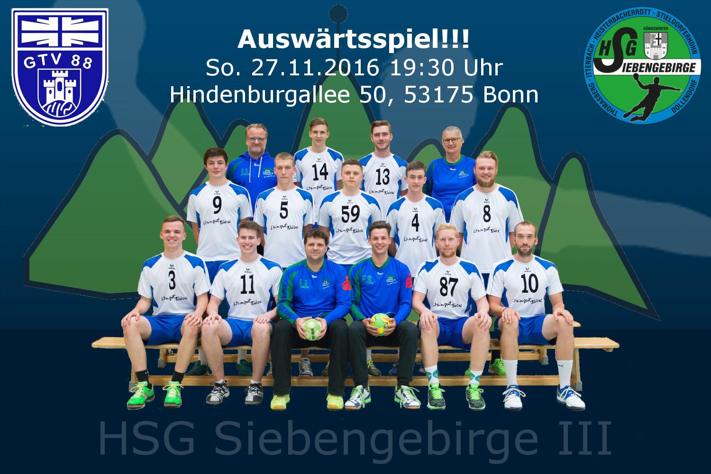 Godesberger TV Herren 3
