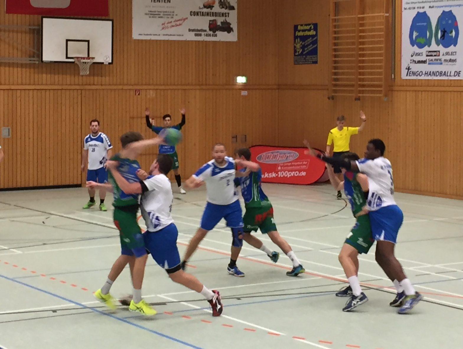 HSG2 VFL Bardenberg 2016 11 05