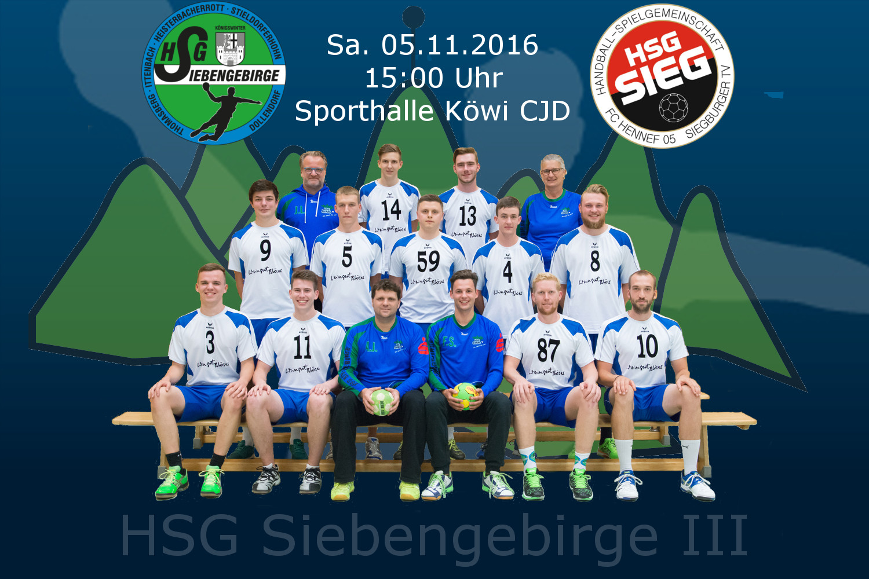HSG3 HSG Sieg