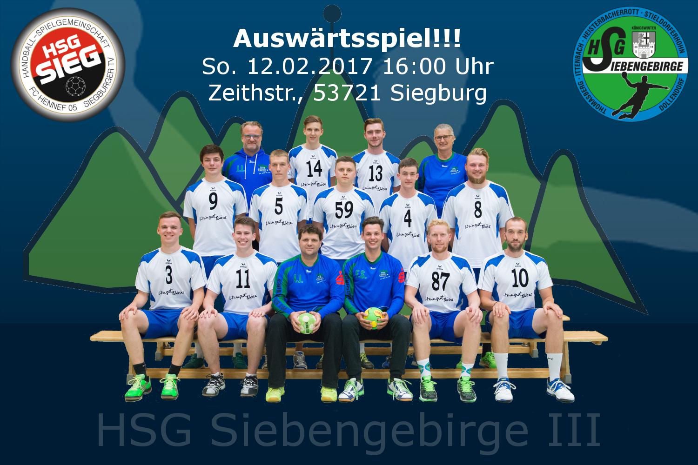 HSG Sieg Herren 3