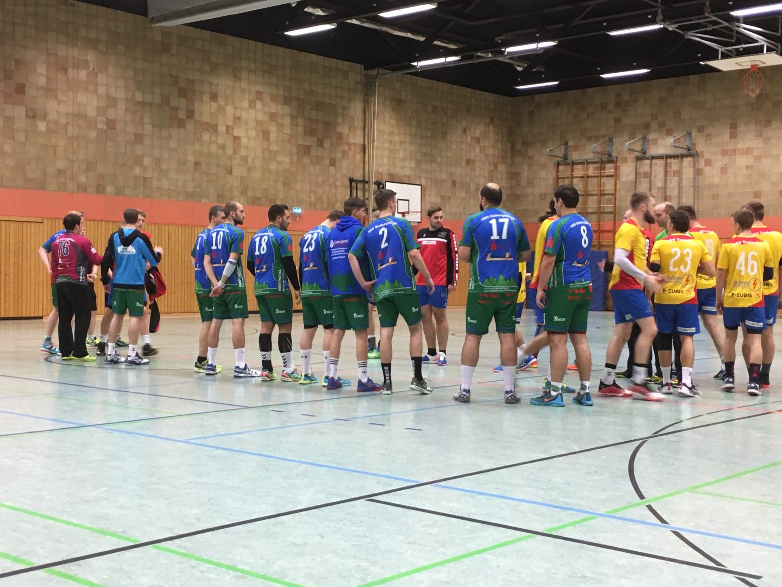 HSV Troisdorf HSG3 2017 11 25