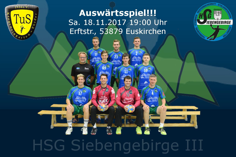 TuS Kreuzweingarten HSG 3
