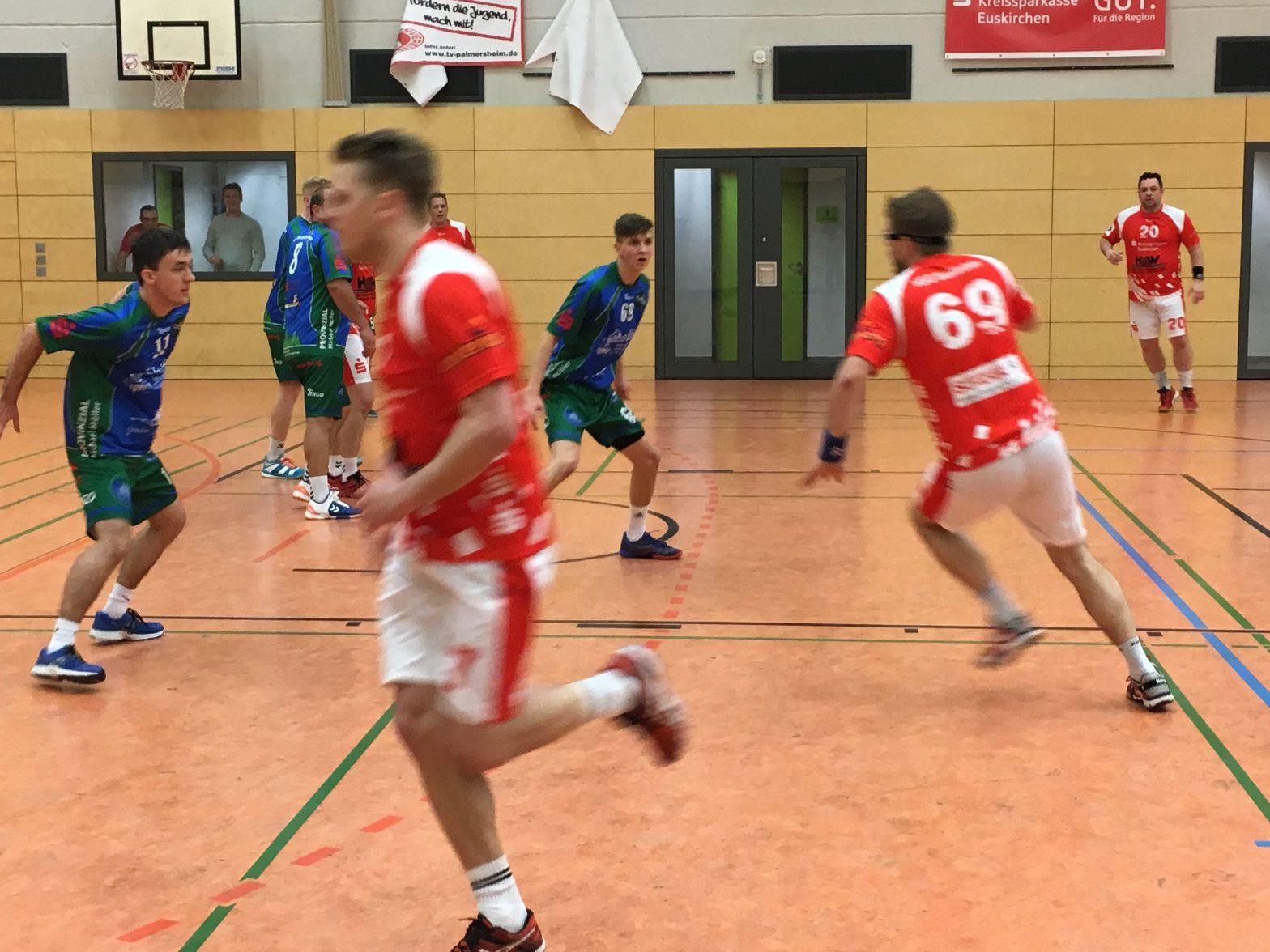 HSG Euskirchen 2 HSG 3 2017 12 16