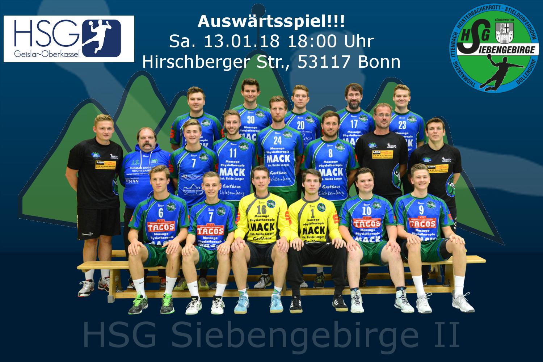 HSG Geislar Herren 2