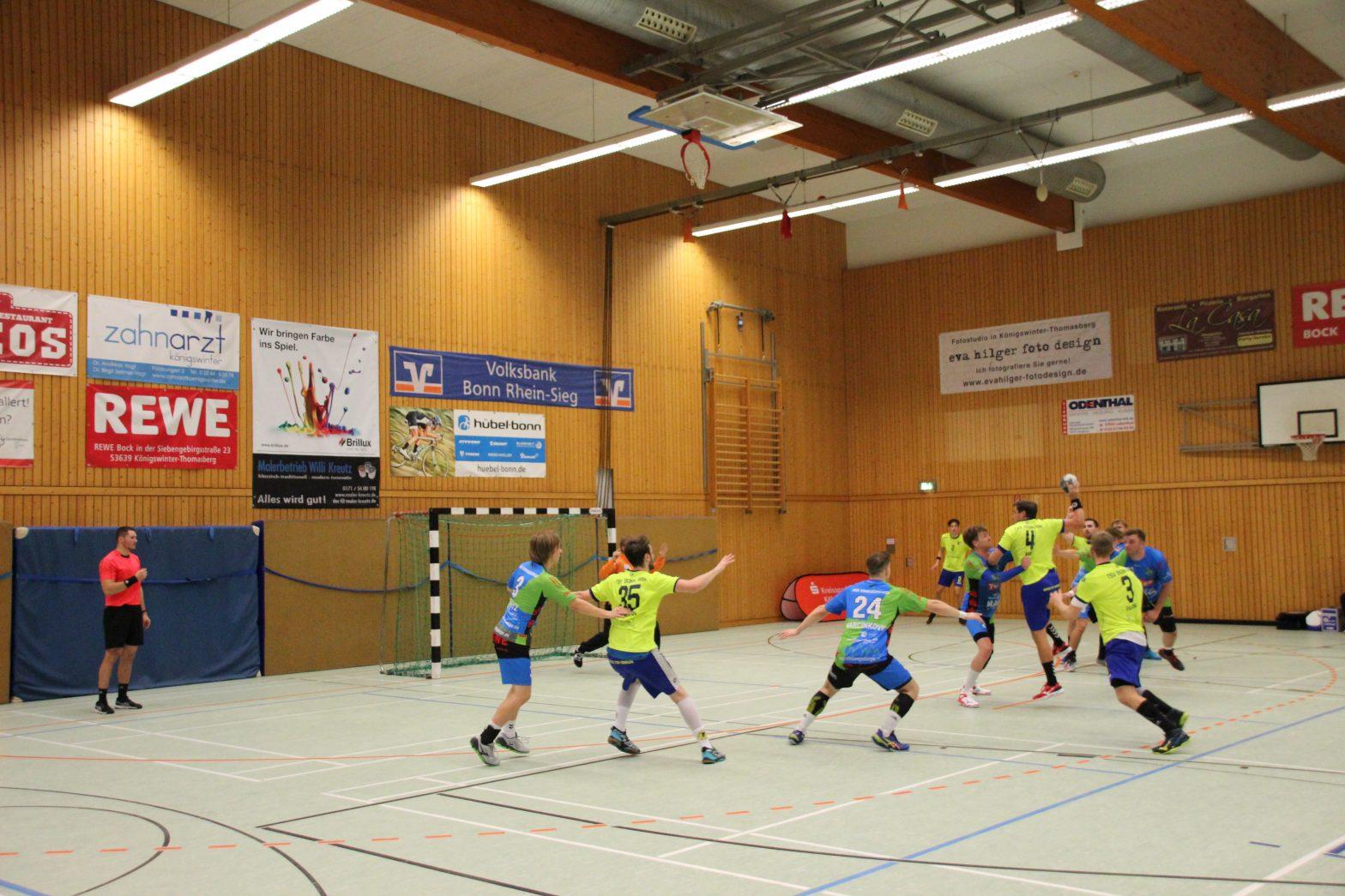 HSG1920 Herren 1 TSV Bonn 31