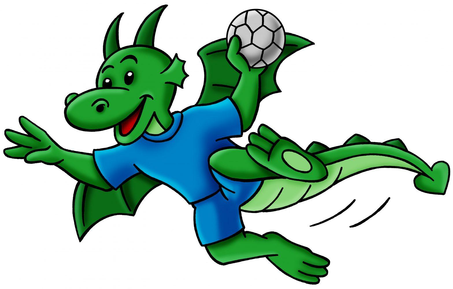 Handballdrache