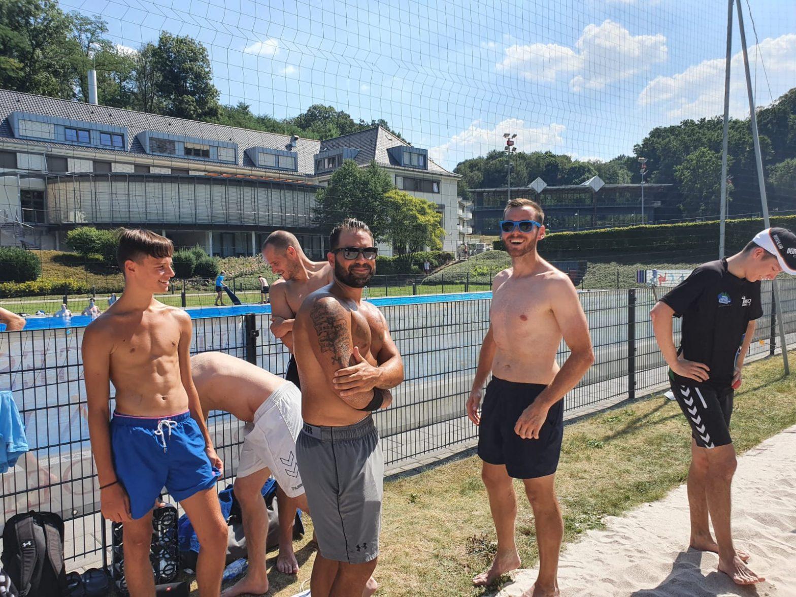 HSG2021 Herren 3 Beachvolleyball
