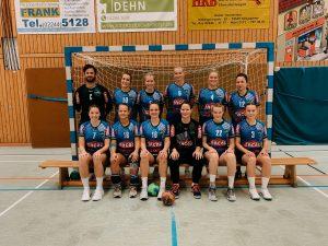HSG2021 Damen 1 Team Spieltag 02
