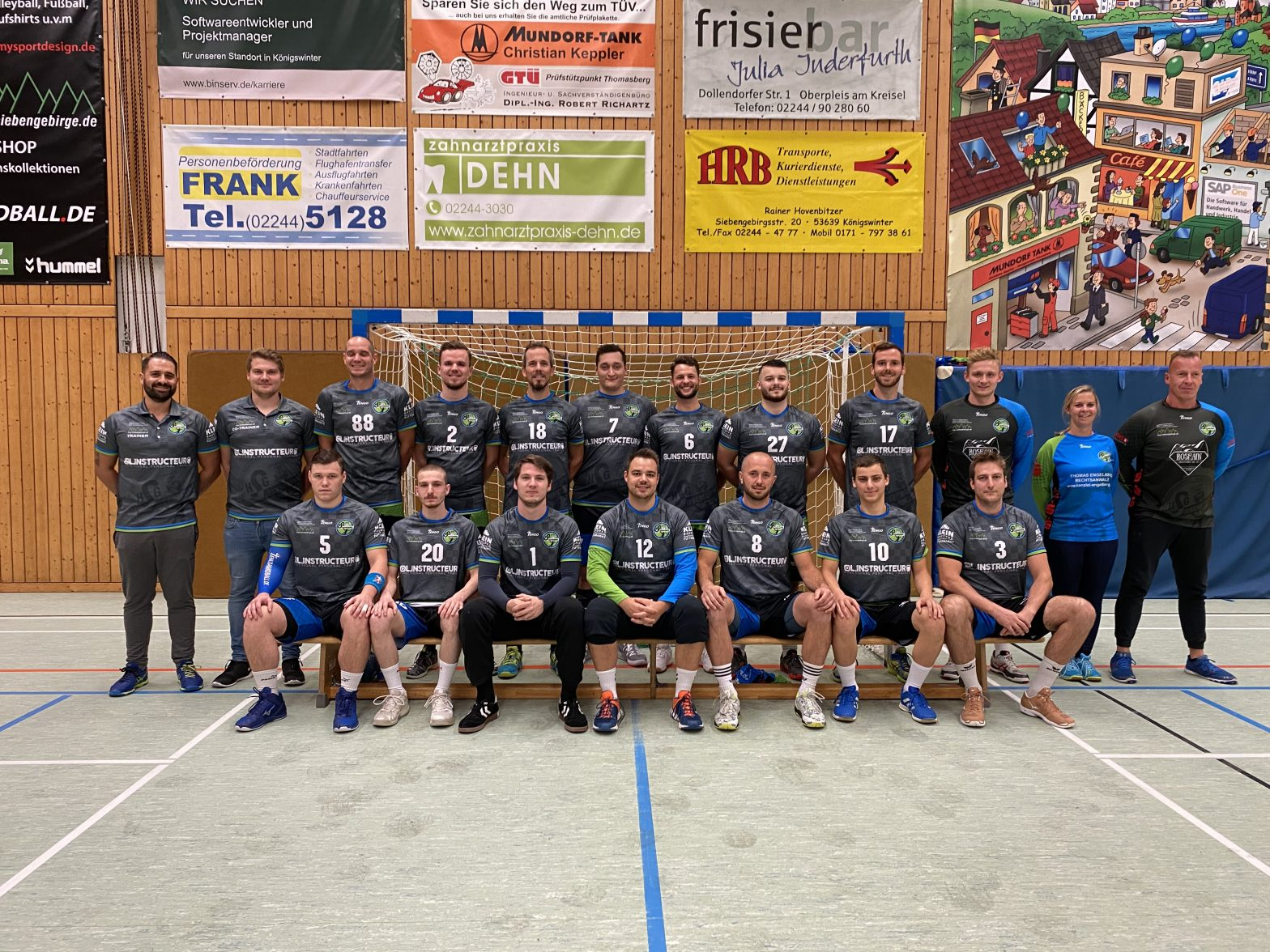 HSG2021 Herren 3 Team Heimspiel1 1