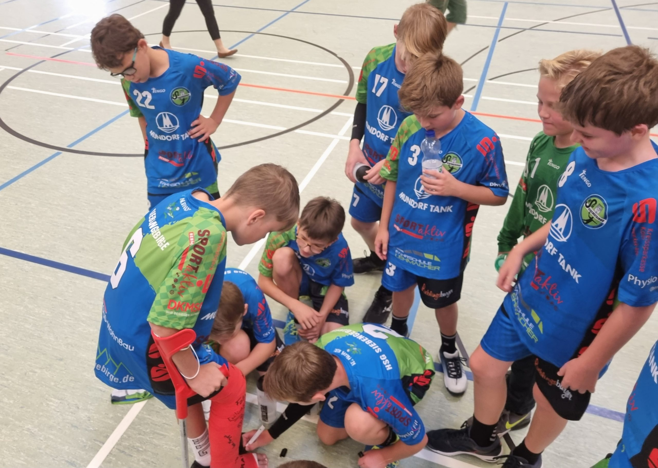 mD-Jugend vs TuS Niederpleis (1/2)